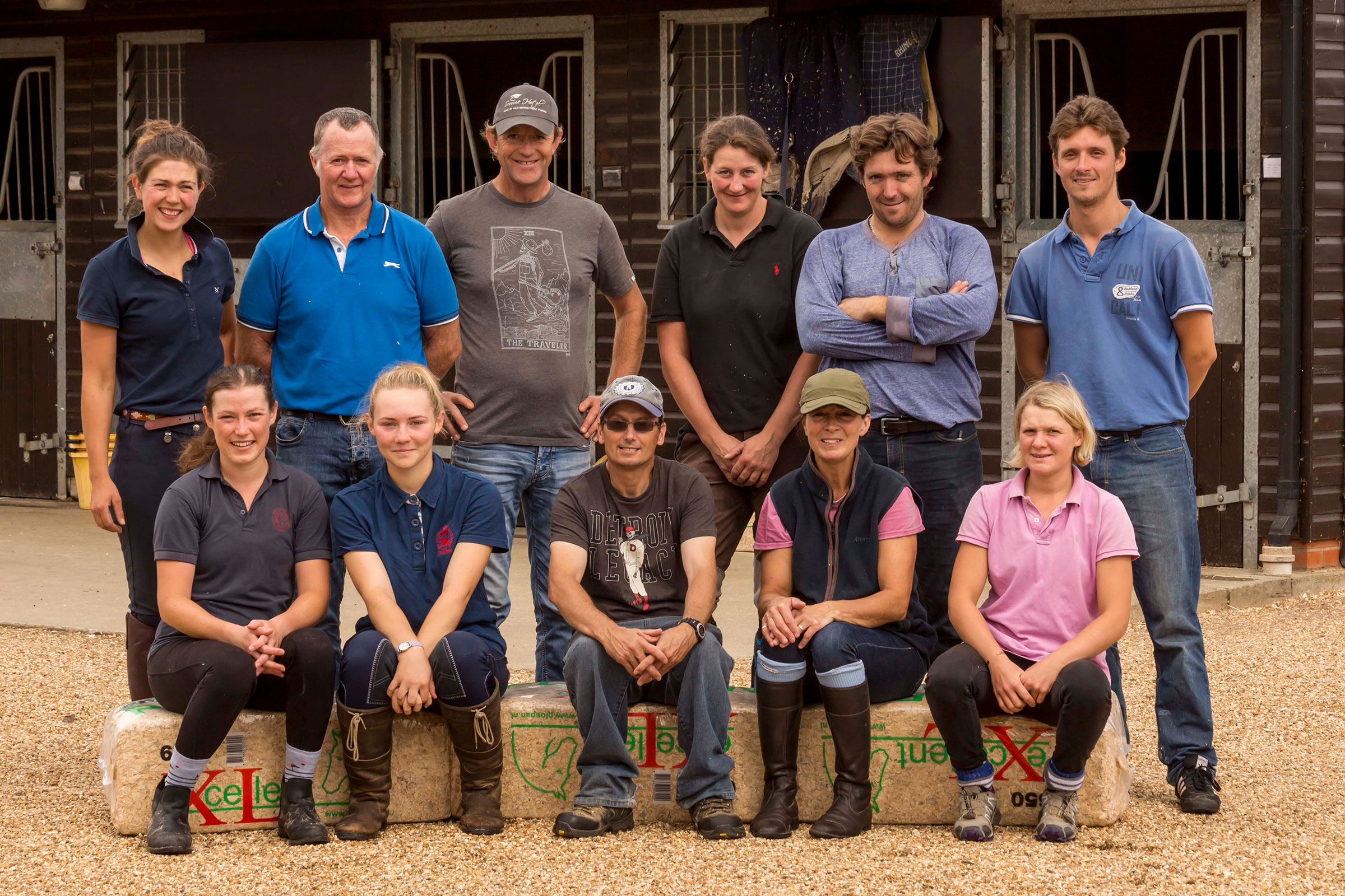 The Penny Farm team